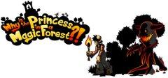 为什么公主在魔法森林里?