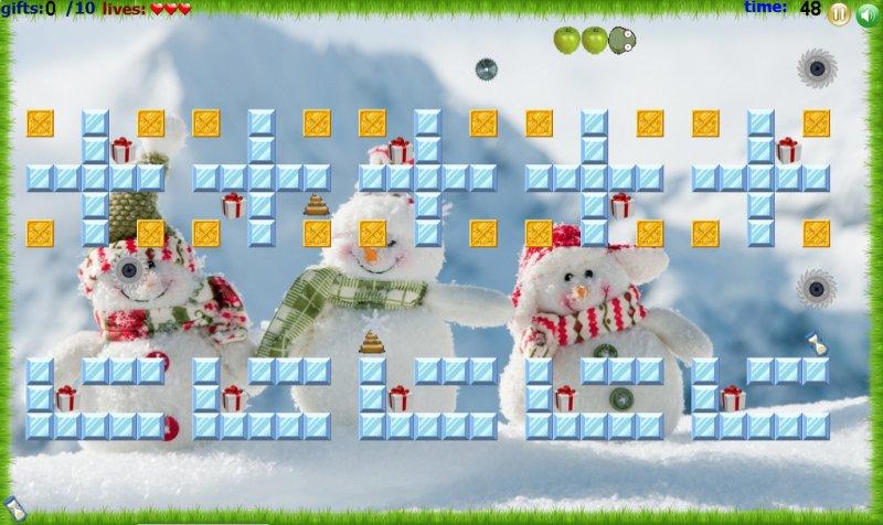 苹果蛇:圣诞故事截图第2张