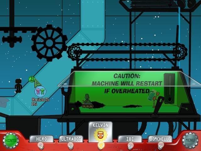 机器人大冒险截图第8张