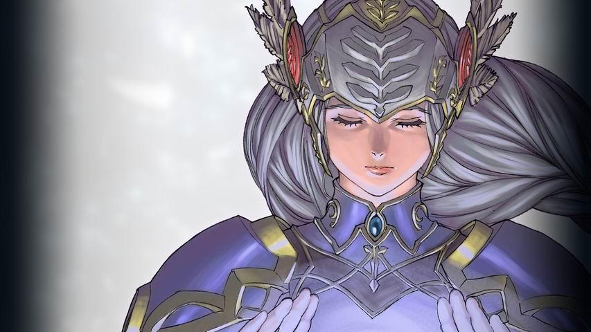 北欧女神 -蕾娜斯-