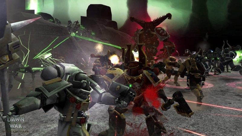 战锤40K:战争黎明-黑暗十字军截图第2张