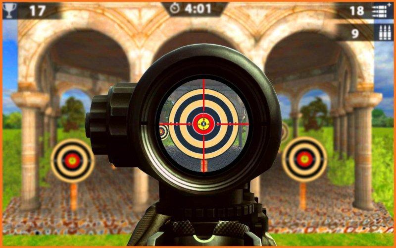 Target Range Shooting Master deluxe截图第4张