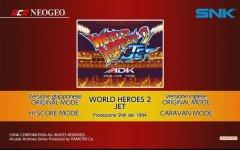 街机档案 世界英雄2 JET