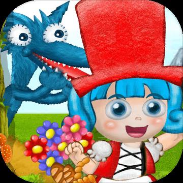 新小红帽(多重结局交互式冒险游戏童书-Roxy学习系列)