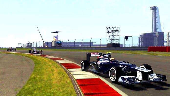 Racer F3 Rush Champions截图第4张