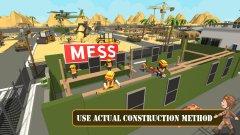 陆军基地建设:工艺建筑模拟器截图