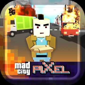 Pixels Edition Mad City Crime Full