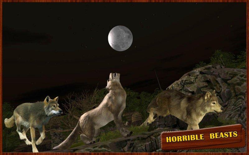 Wolf Sniper Hunting 3d截图第3张