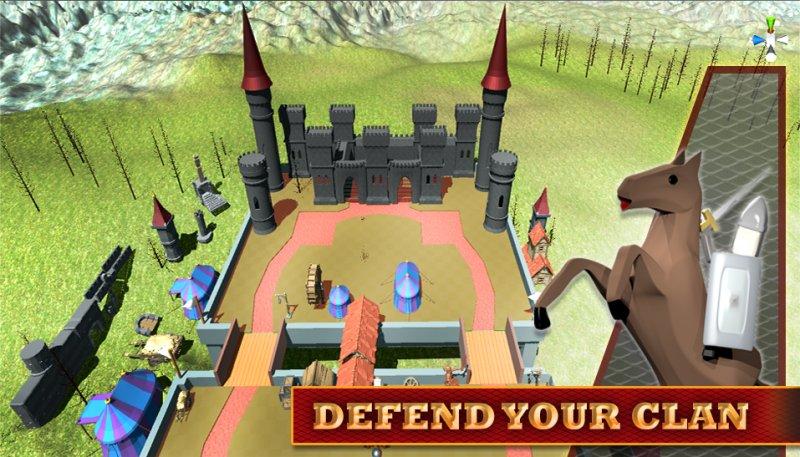 火柴人 3D:锁定保护截图第3张