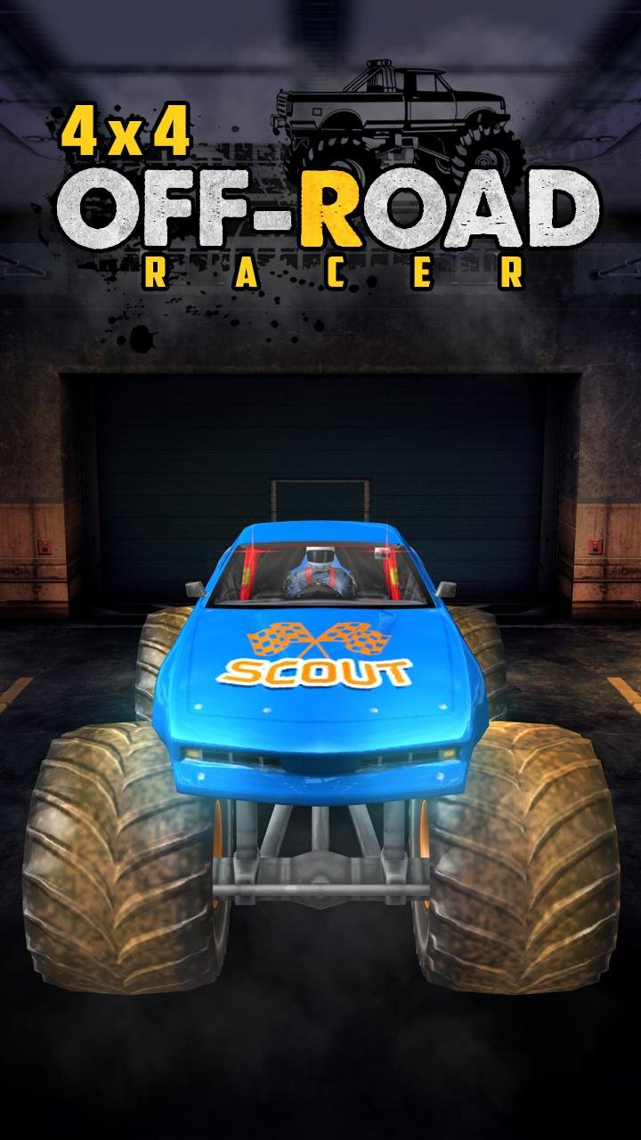 4X4 OffRoad Racer - Racing Games截图第1张