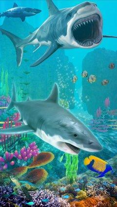 蓝鲸2017 - 饥饿的鲸鱼游戏截图