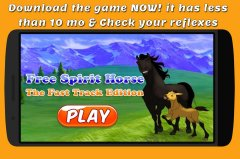 Free spirit horse