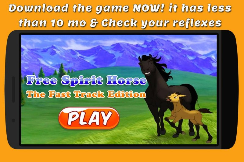 "Free spirit horse ""S"" edition: Fast tracks截图第4张"