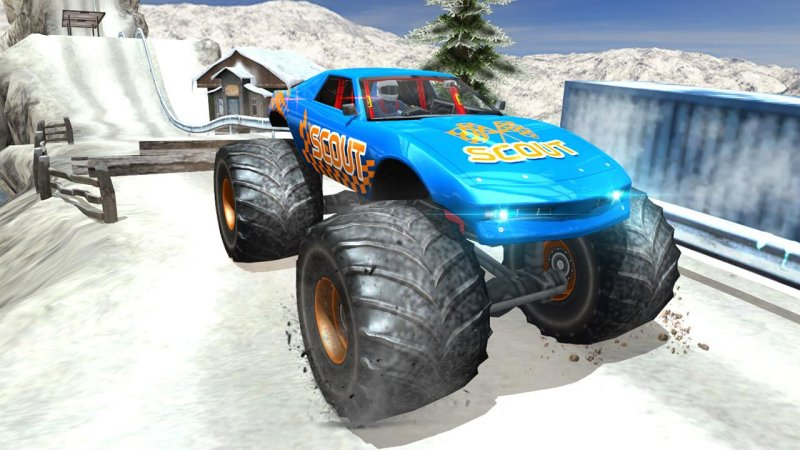 4X4 OffRoad Racer - Racing Games截图第11张