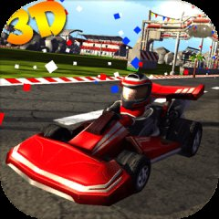 Go Kart Drive 3D