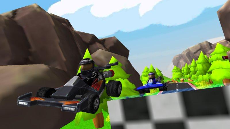 Go Kart Drive 3D截图第4张