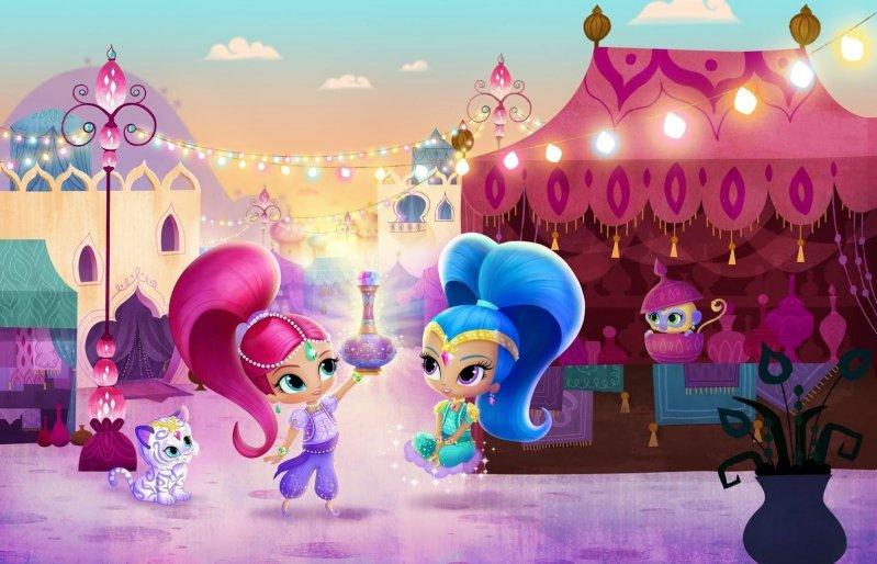 Princess Shimmer 2截图第2张