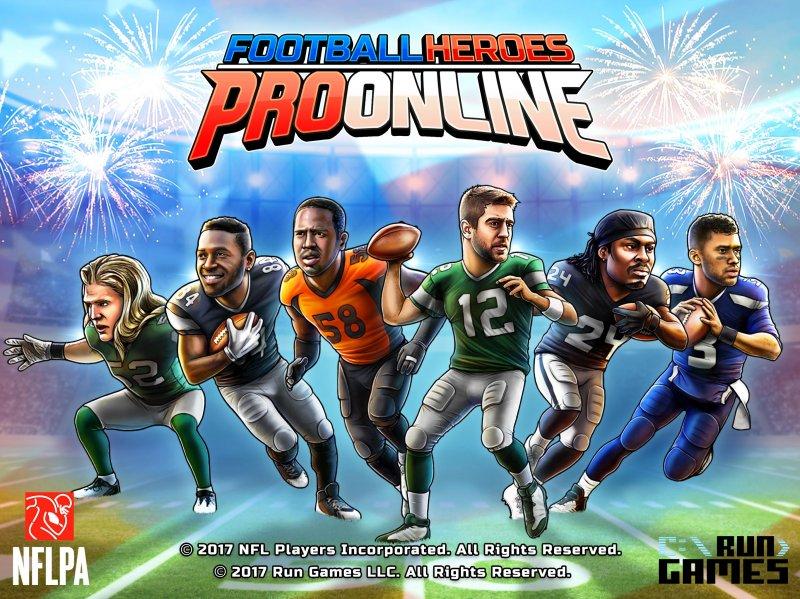 Football Heroes Pro Online截图第10张