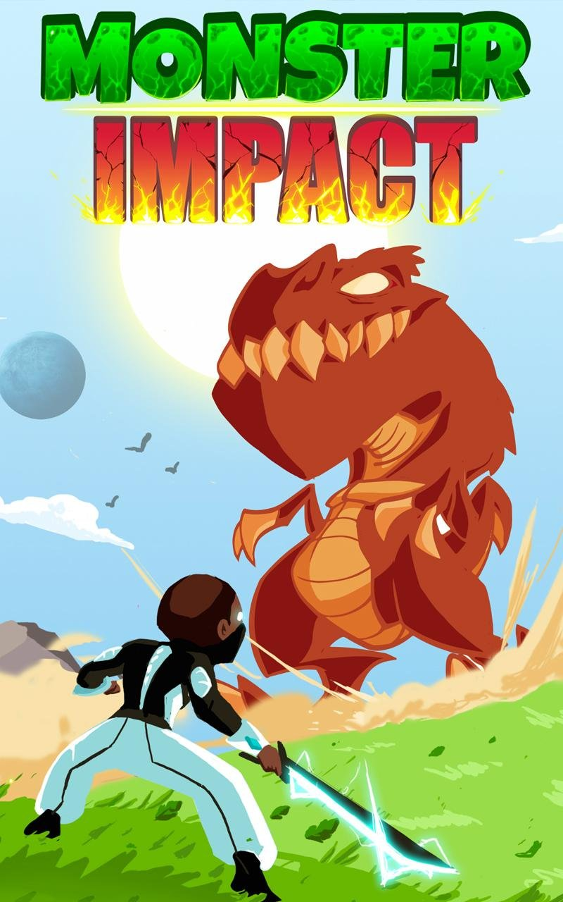 Monsters Impact : Tap Clicker截图第1张