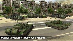 美国陆军运输游戏 - 陆军货运和坦克截图