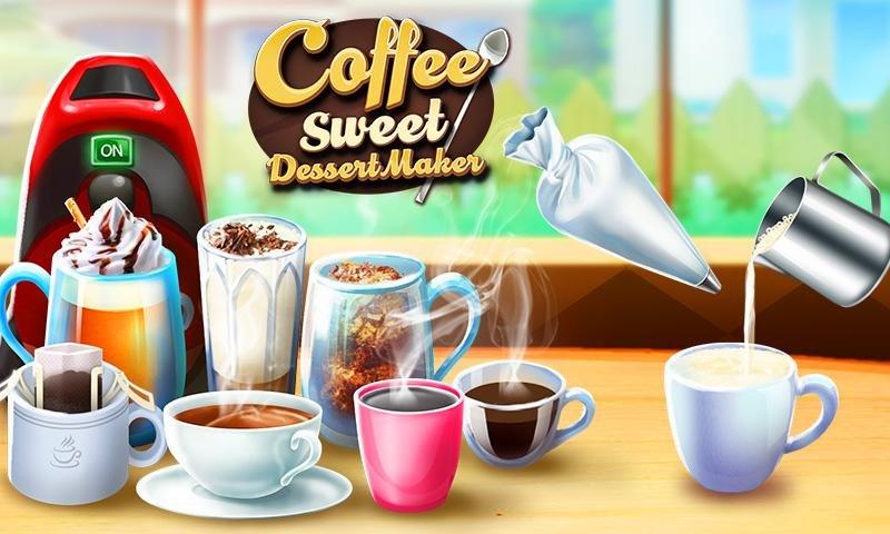 咖啡甜点制作工坊截图第1张