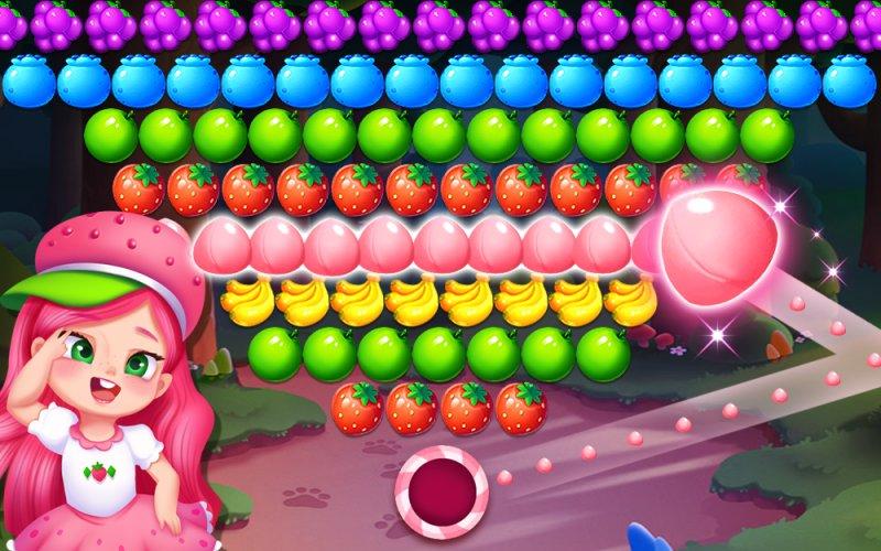 草莓公主泡泡龙截图第1张