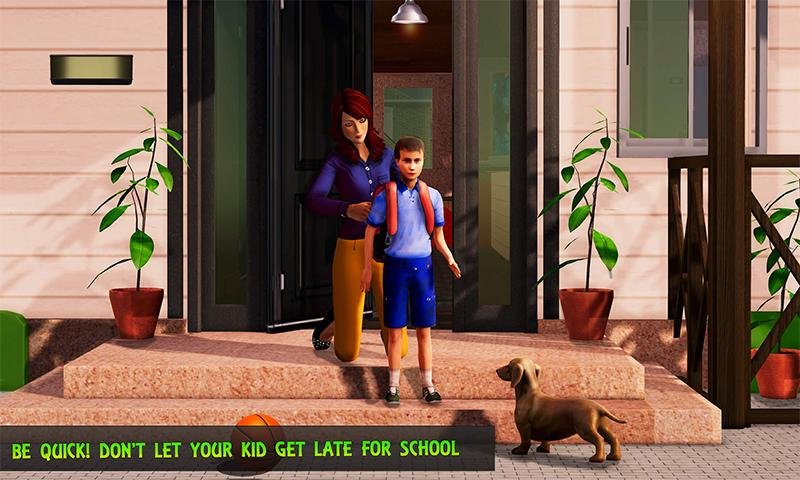 Virtual Mom : Happy Family Games截图第4张