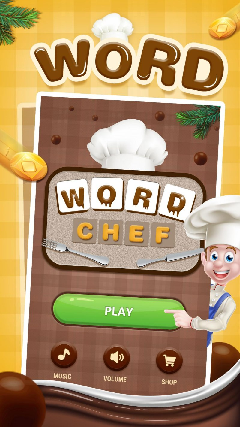 MiniWorld - Word Chef截图第1张