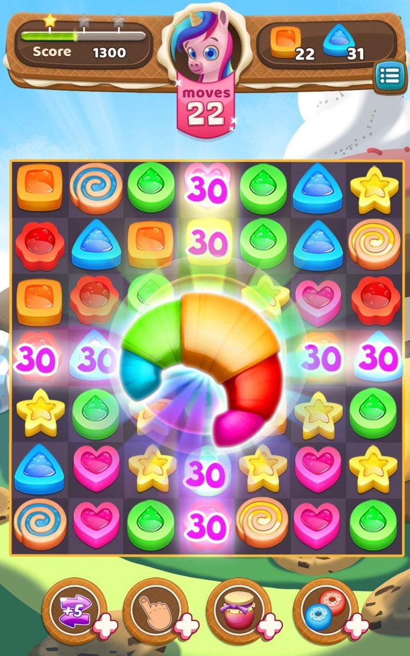 Candy Link Smash截图第2张