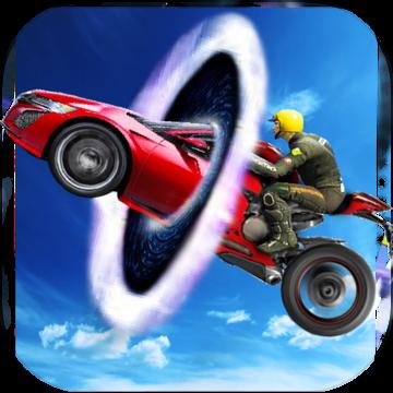 转变 种族 3D: 飞机, 船, 摩托车 &汽车