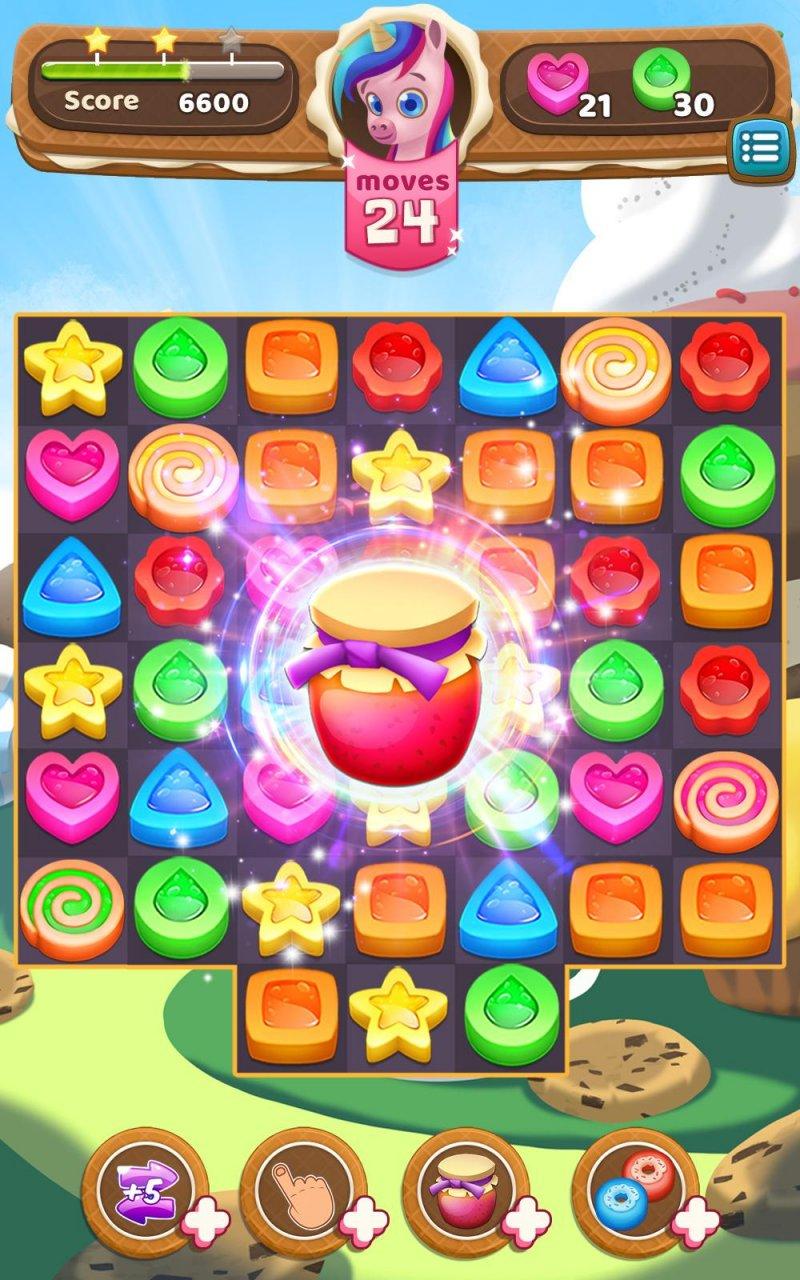 Candy Link Smash截图第1张
