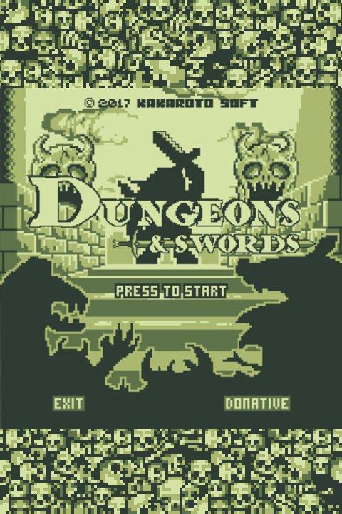 Dungeons & Swords截图第1张