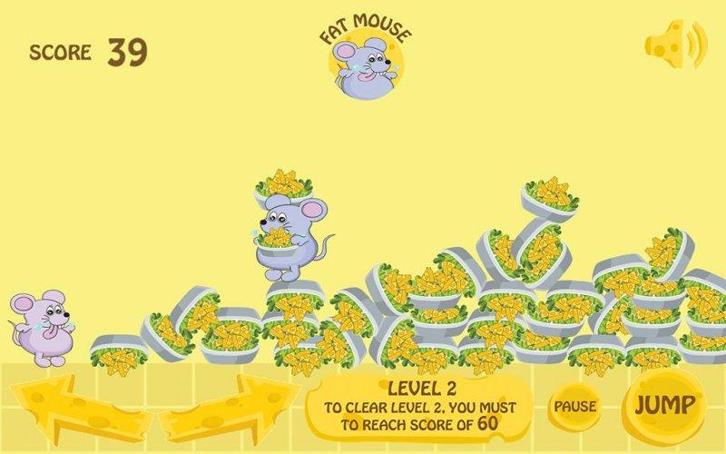 胖胖鼠家族游戏适合大人小孩截图第3张
