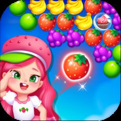 草莓公主泡泡龙