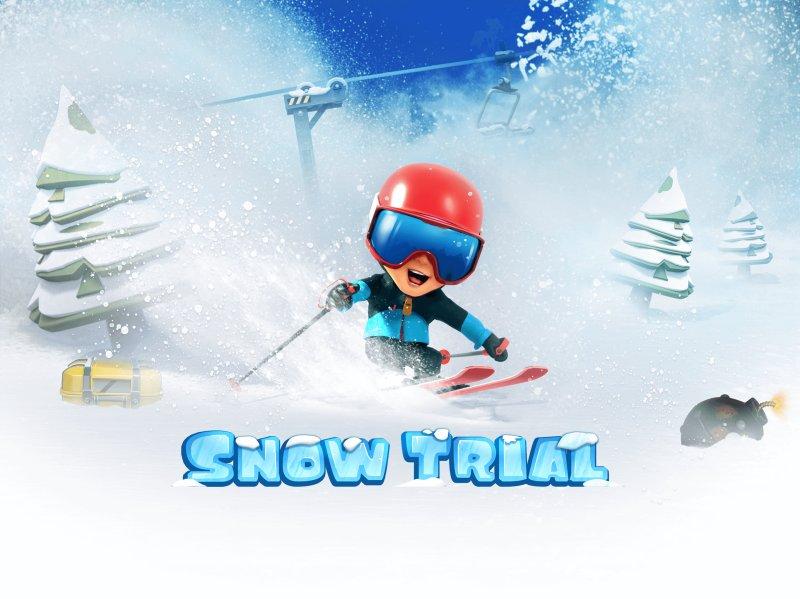 Snow Trial截图第5张