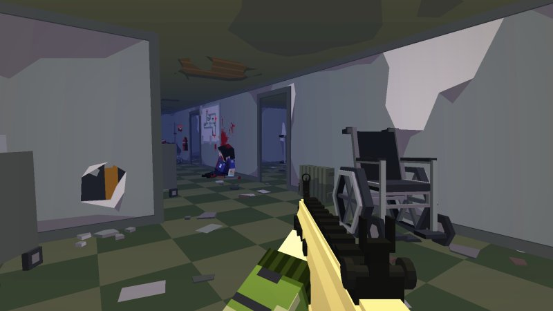 War of Pixel: Strike Edition截图第5张