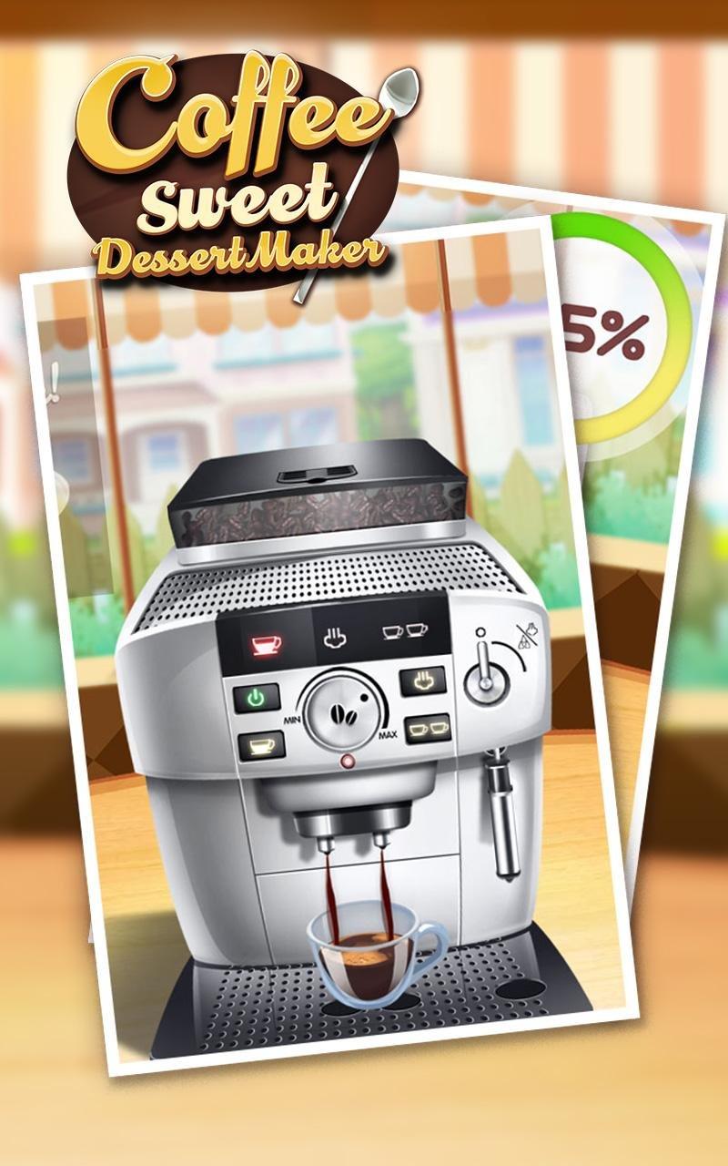 咖啡甜点制作工坊截图第4张