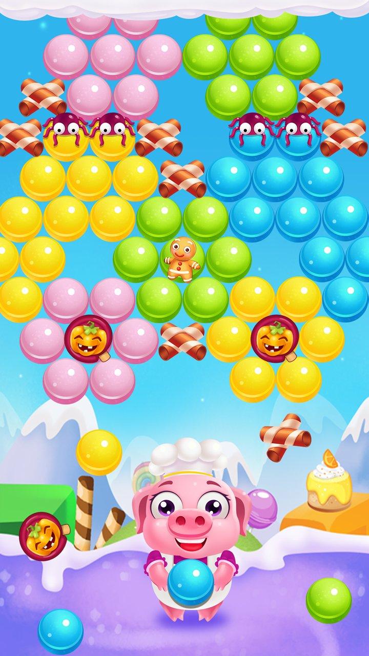 糖果泡泡传奇 - 糖果遊戲截图第5张