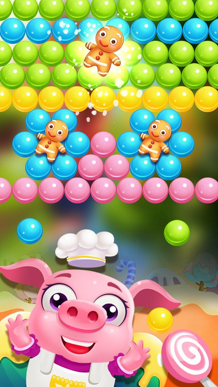 糖果泡泡传奇 - 糖果遊戲截图第2张