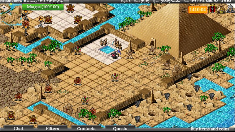 RPG MO - Sandbox MMORPG截图第1张