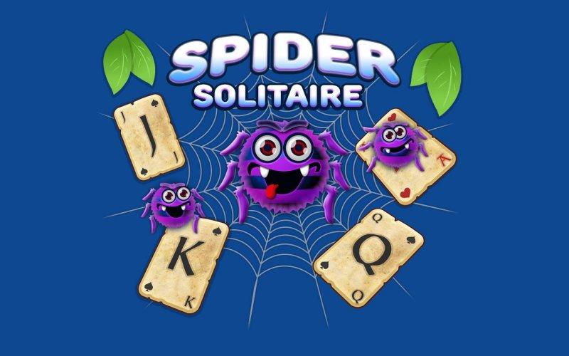 Spider Solitaire Online截图第1张