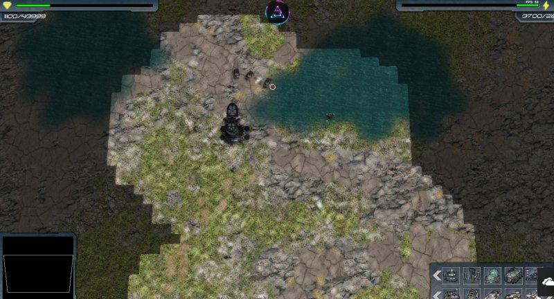 RTS指挥官:粉碎叛军截图第1张