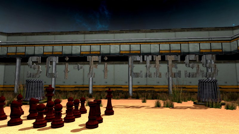 Sci-fi Chess截图第3张