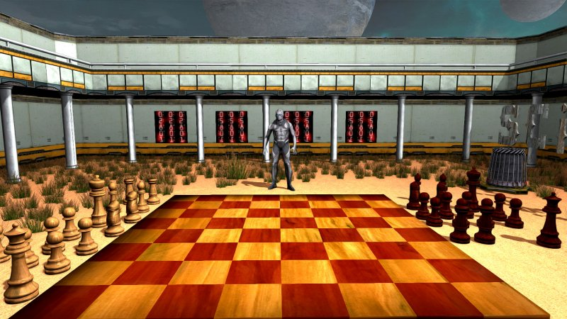 Sci-fi Chess截图第5张
