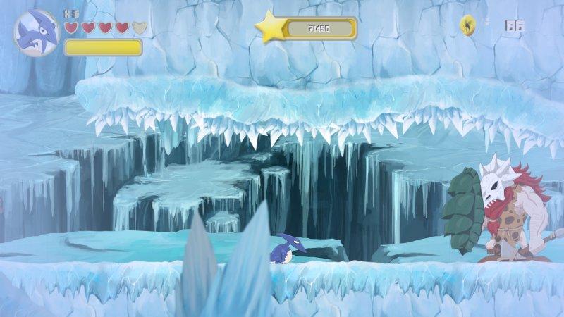 Super Saurio Fly截图第2张