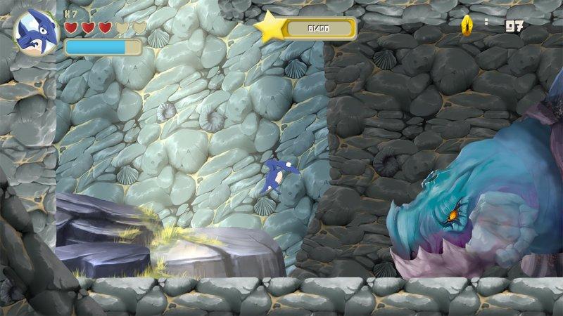 Super Saurio Fly截图第3张