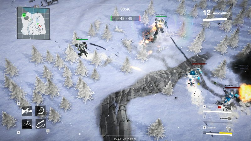 Techwars Deathmatch截图第3张