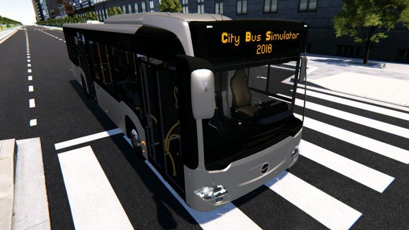 城市公交模拟器2018截图第4张