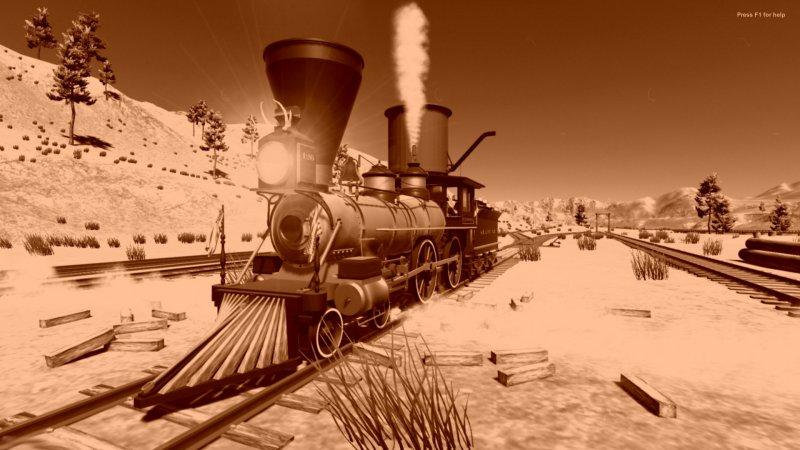 American Railroads - Summit River & Pine Valley截图第3张