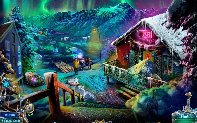 神秘传说:阿拉斯加之旅截图第4张